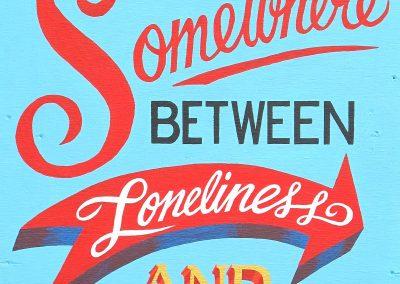 Loneliness, 2013