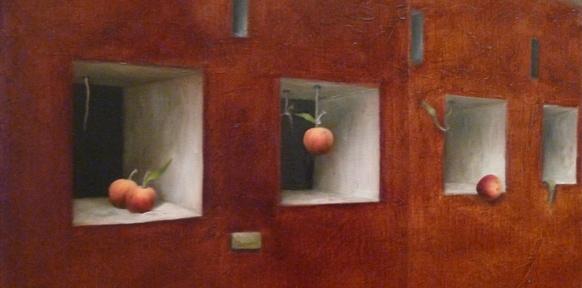 Pots in Suspension, 2012