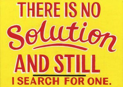 Solution, 2013