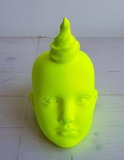 Yellow Head, 2018