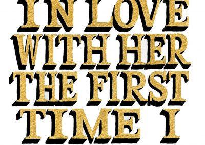 Love #1, 2012