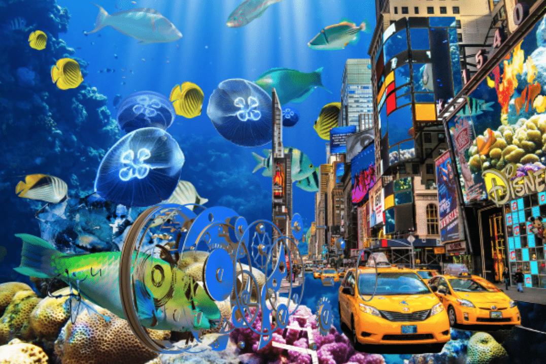 Aqua City, 2017