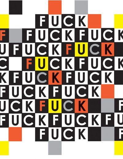 FUCK (checkers), 2018